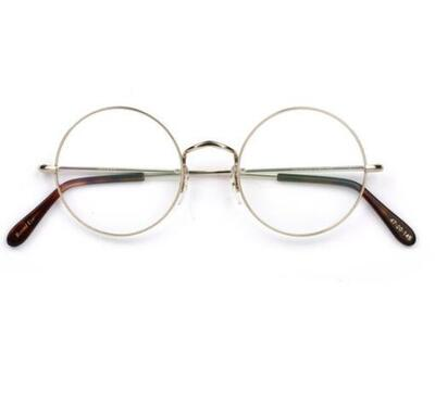 Savile Row Eyewear The Round Eye系列光学镜架