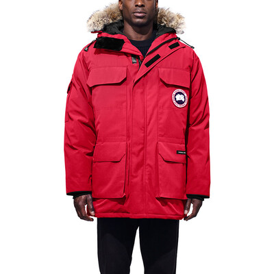 Canada Goose/加拿大鹅Expedition 派克大衣羽绒服4660M