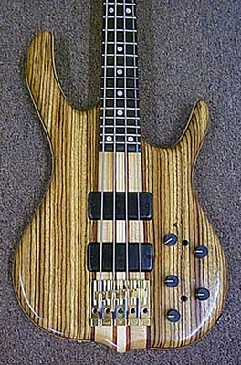 Ken Smith BSR'GN'Exotic Bass电贝斯贝司