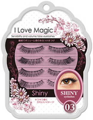 B.N Eye Love Magic系列 3号
