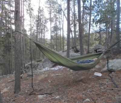 Warbonnet Outdoors/笠户外Traveler Hammock吊床
