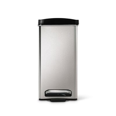 Simplehuman profile step can垃圾桶10L