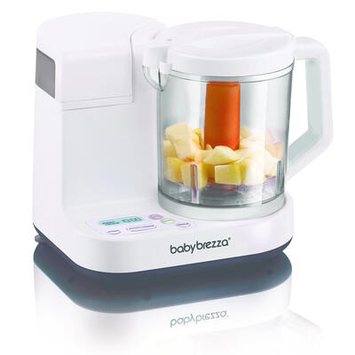 Baby Brezza GLASS ONE STEP BABY FOOD MAKER