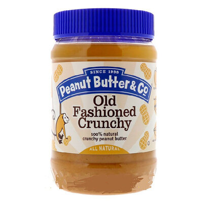 Peanut Butter&Co.Old Fashioned Crunchy老式松脆花生酱