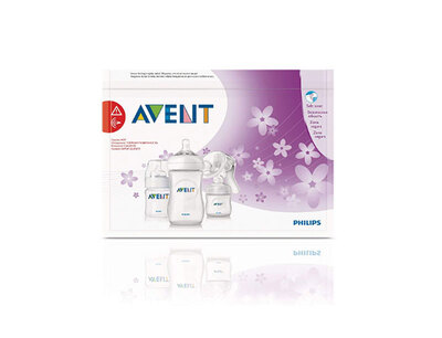 Philips|Philips AVENT/飞利浦|飞利浦新安怡Microwave Steam Sterilizer Bags消毒袋5只