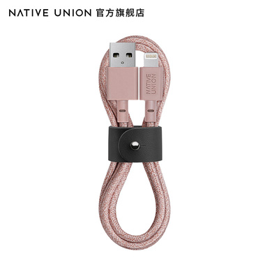 Native Union BELT CABLE苹果数据线1.2m