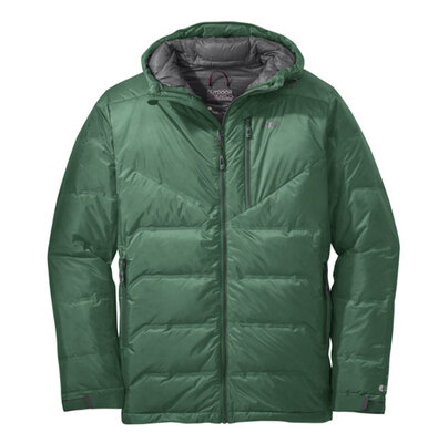 Outdoor Research连帽羽绒服男款FLOODLIGHT DOWN JACKET