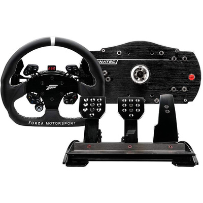 FANATEC Forza Motorsport Racing Wheel and Pedals Bundle游戏方向盘