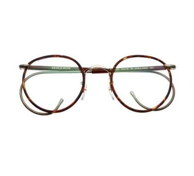 Savile Row Eyewear The Beaufort系列光学镜架