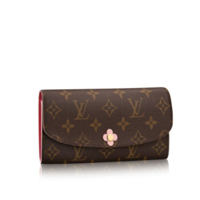 Louis Vuitton/路易威登EMILIE 女士钱夹M64202