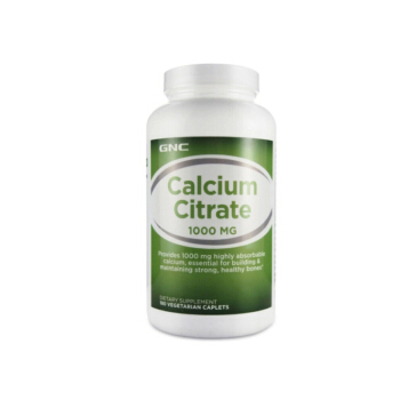 GNC Calcium Citrate 1000mg
