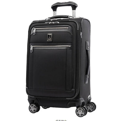 "Travelpro Platinum Elite系列21""Expandable Carry-On Rollaboard旅行箱"