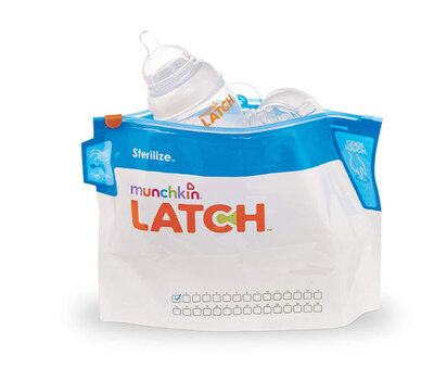 Munchkin/满趣健LATCH Sterilize Bags消毒袋6只