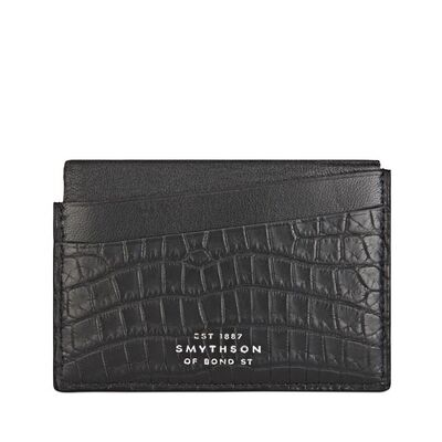 Smythson WILDE CARD HOLDER卡片夹钱包