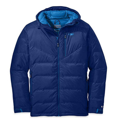 Outdoor Research连帽羽绒服女款FLOODLIGHT DOWN JACKET