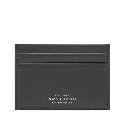 Smythson BOND CARD HOLDER皮夹