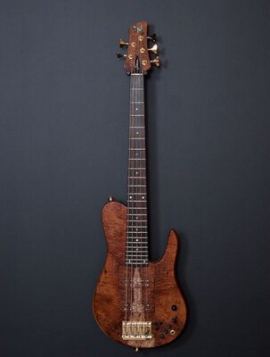 Fodera 电贝斯贝司Emperor Elite Bass Guitar