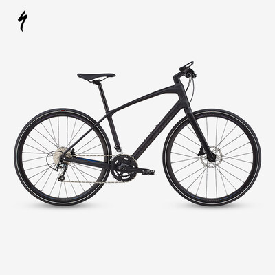 Specialized/闪电公路自行车女式精英款SIRRUS ELITE CARBON