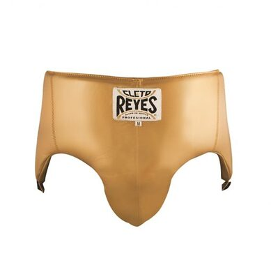 Cleto Reyes 男士拳击护具护裆Kidney and Foul Protection Cup