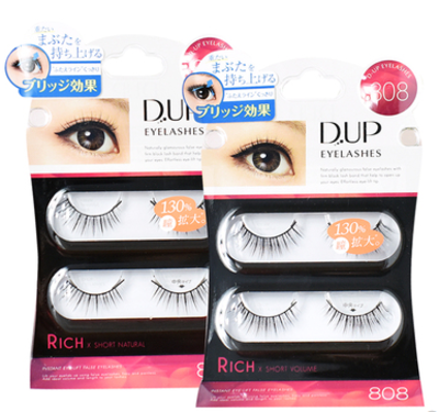 D-UP EYELASHES系列
