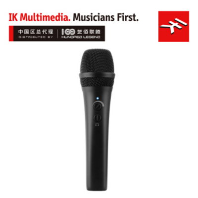 IK Multimedia iRig Mic HD2电容USB话筒麦克风