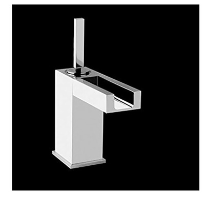 Gessi/捷仕sink faucets Rettangolo Colour sink faucet with cascade and led 30902